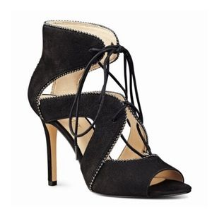 Nine West - Criss Cross Cut Out Heel Nwulimah